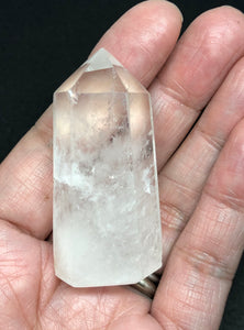 Quartz polished Point 41g - Higher Vibe Crystals