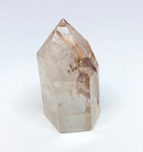 Amphibole Quartz Point from Brazil 58g 2in RARE FREE SHIPPING