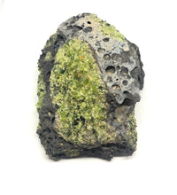 Load image into Gallery viewer, Peridot Genuine Crystals from Arizona 1.3lbs Approximately 4in FREE SHIPPING