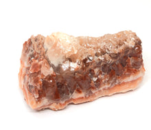 Load image into Gallery viewer, Red Calcite from Mexico 1.10lbs FREE SHIPPING