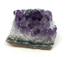 Amethyst Crystal & Cluster Set (2pcs) 103g Total FREE SHIPPING