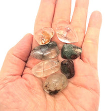 Load image into Gallery viewer, Lodolite-Shamanic Dream Quartz Stones from Brazil 7pcs 42g Total FREE SHIPPING