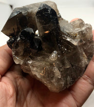 Load image into Gallery viewer, Smoky Quartz Crystal Cluster 337g FREE SHIPPING - Higher Vibe Crystals
