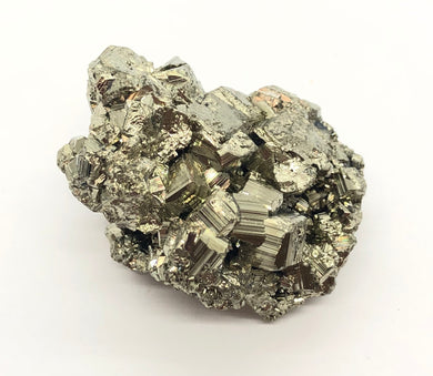 Pyrite, Emotional Well Being, Positive Energy, 84g approximately 2in. FREE SHIPPING
