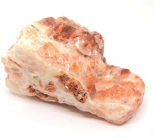 Red Calcite from Mexico 1.2lbs BEAUTIFUL