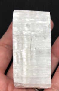 Selenite Slab from Morocco 163g - Higher Vibe Crystals