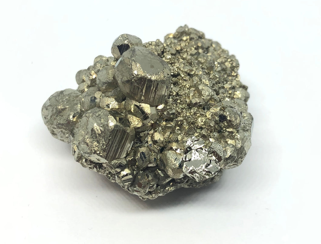 Pyrite Crystal Cluster from Peru 55g approximately 1 1/2in. FREE SHIPPING