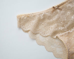 Freya Lace Panty Cream