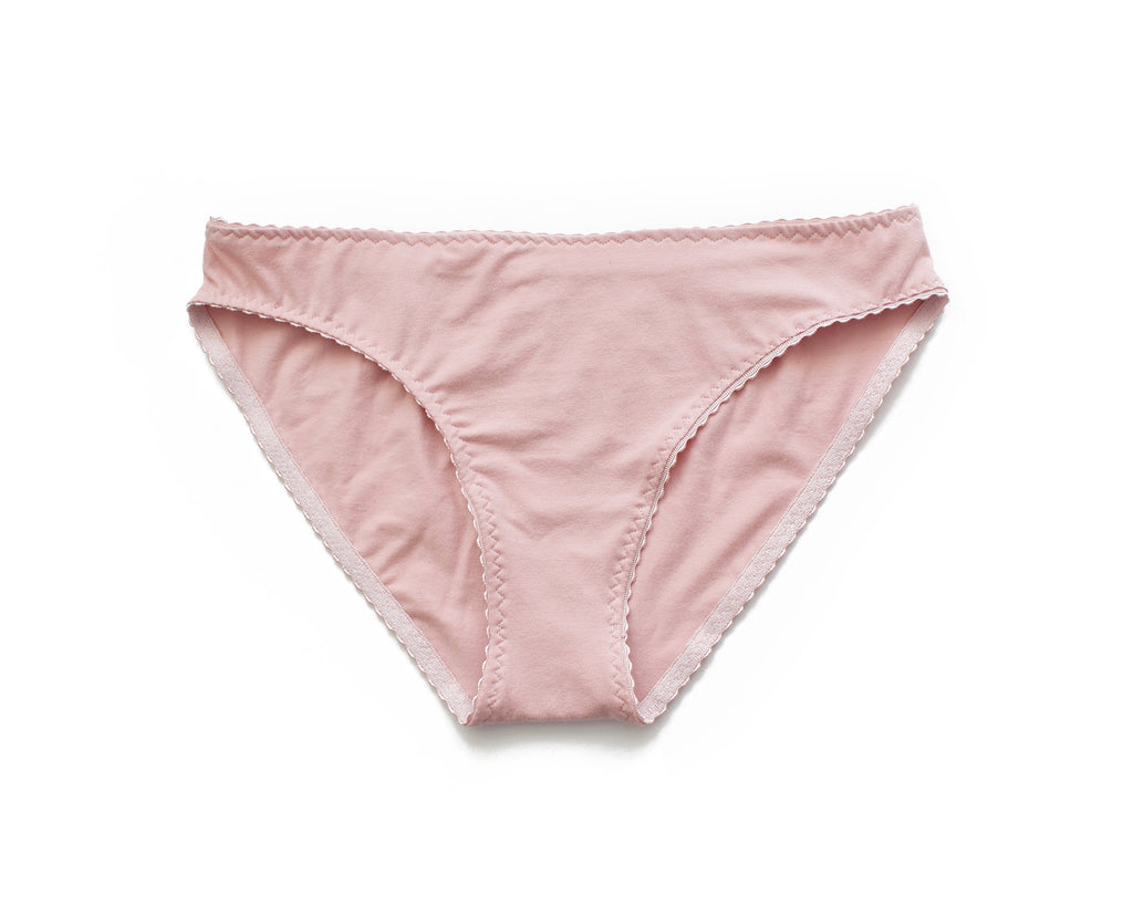 Cotton Panty Palo de rosa