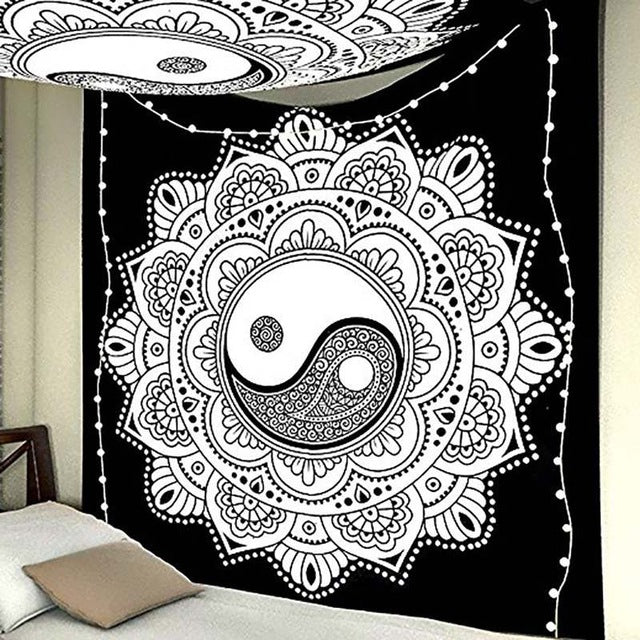 Indian Mandala Decorative Tapestries