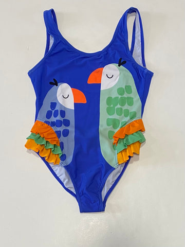 Ruffle Feather Swim
