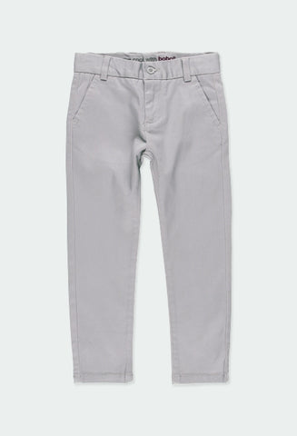 Fog Stretch Satin Pants