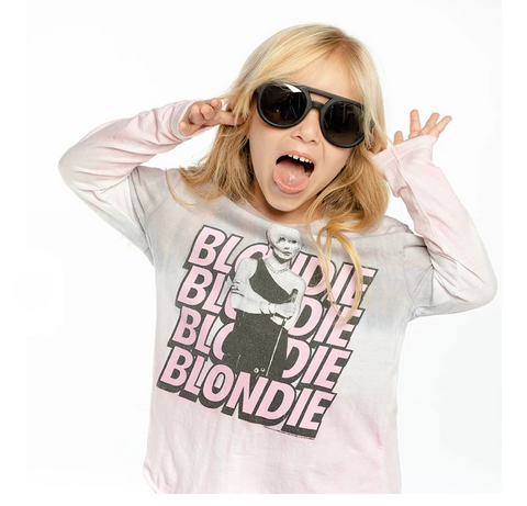 Blondie Vintage long Sleeve Tee