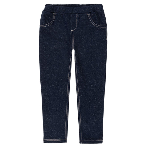 Glitter Denim Jegging