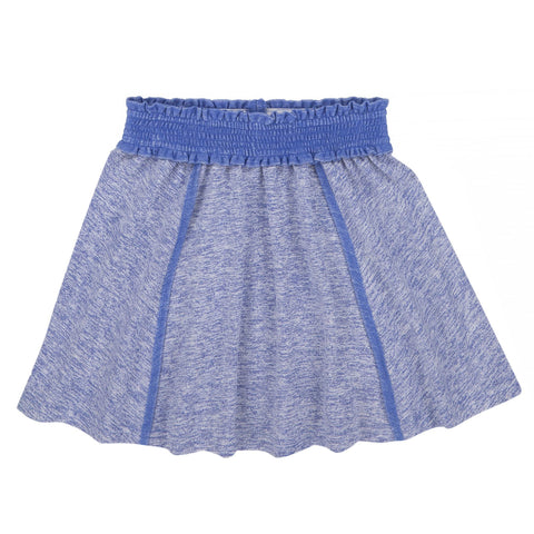 French Terry Skirt Amparo Blue
