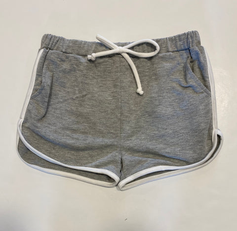 Grey Shorts w/White Trim