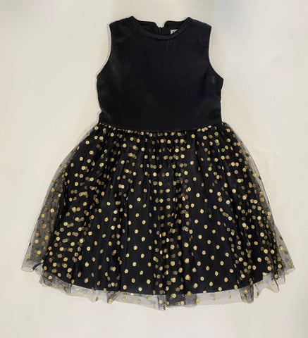 Black Tulle Darcy Dress