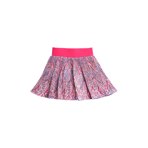 Multi Color Malta Skirt