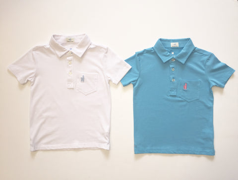 Johnnie O - Three Button Polo