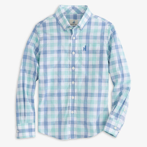 Humphrey Button Down Deep Water