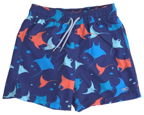 Stingray Swin Trunks