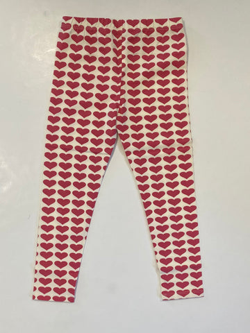 Rose Heart Legging