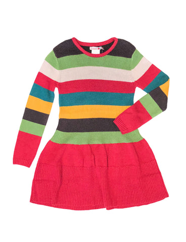 Multi Color Knitwear dress