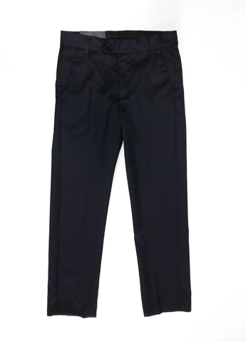 Navy Slim Fit Dress Pant