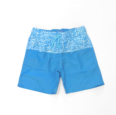 Seafoam Blue Swim Trunk