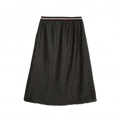 Black Loungue Skirt
