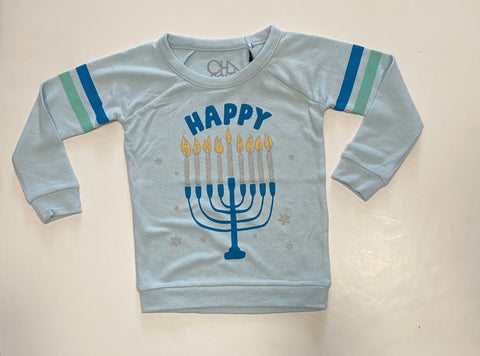 Happy Hanukkah Pullover