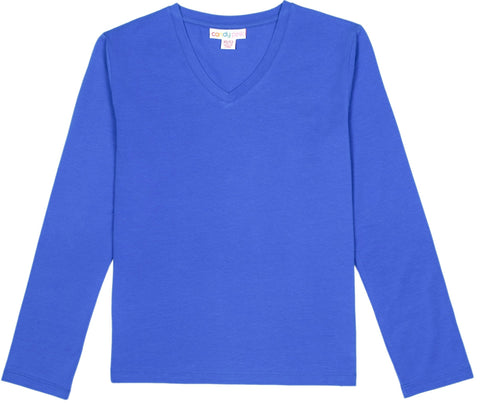 Marine Blue Long Sleeve