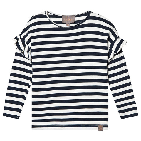 LS Stripe T Shirt