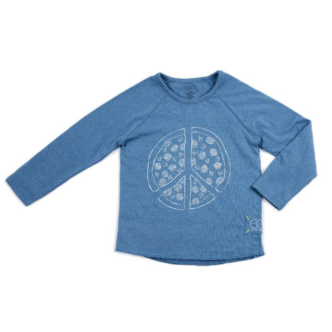Sky Blue Dominic Graphic Tee