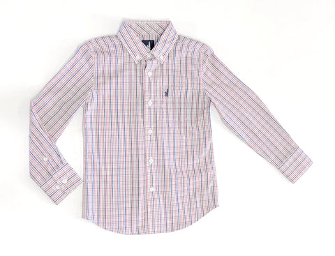 Long Sleeve Button Down Coleman