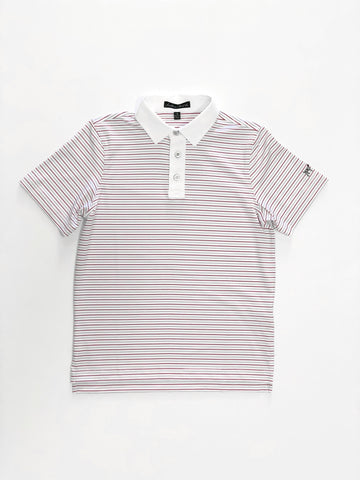 Performance Polo Crimson