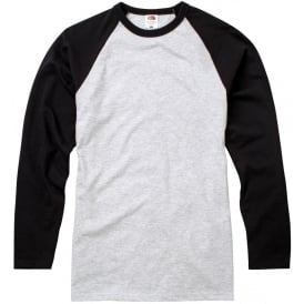 Long Sleeve Baseball T-Shirt Tees Tops