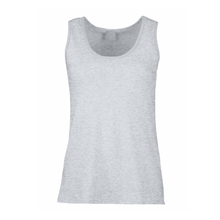 Load image into Gallery viewer, Plain Mens Unisex Vest Tank Top