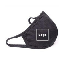Load image into Gallery viewer, Custom Printed Personalised Face Mask Logo / Any Text/Name / Reusable / Washable