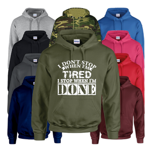 Open image in slideshow, Sports Fitness Gym Workout Pullover Hooded Sweatshirt Hoodie