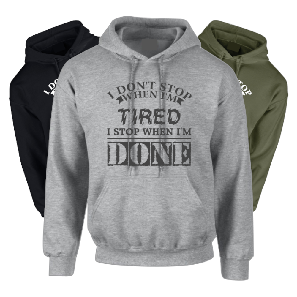 Sports Fitness Gym Workout Pullover Hooded Sweatshirt Hoodie