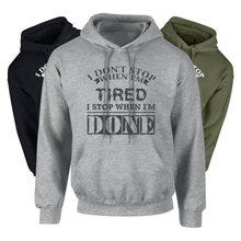 Load image into Gallery viewer, Sports Fitness Gym Workout Pullover Hooded Sweatshirt Hoodie