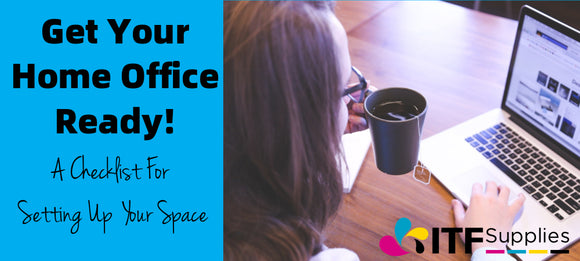 Get Your Home Office Ready!