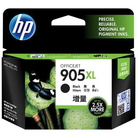 HP 905XL Black Ink Cartridge T6M17AA