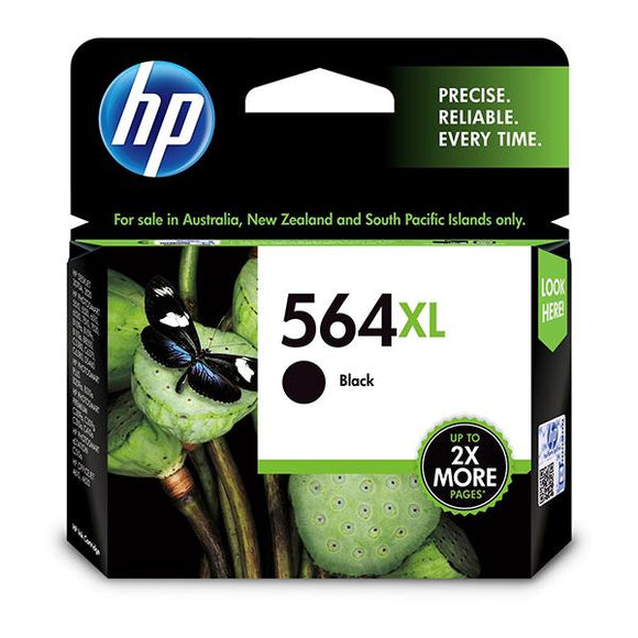 HP 564XL Black Ink Cartridge CN684WA