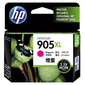 HP 905XL Magenta Ink Cartridge T6M09AA