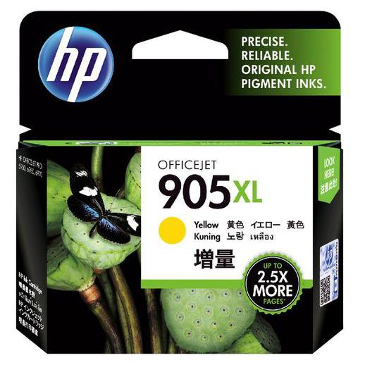 HP 905XL Yellow Ink Cartridge T6M13AA