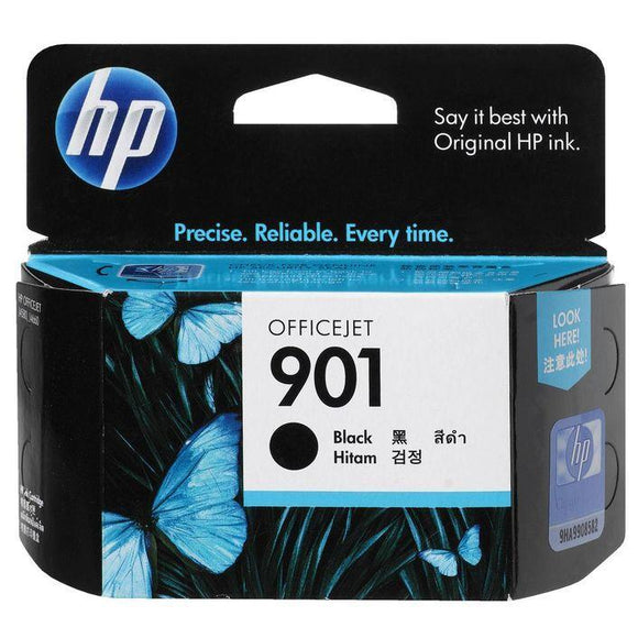 HP 901 Black Ink Cartridge CC653AA