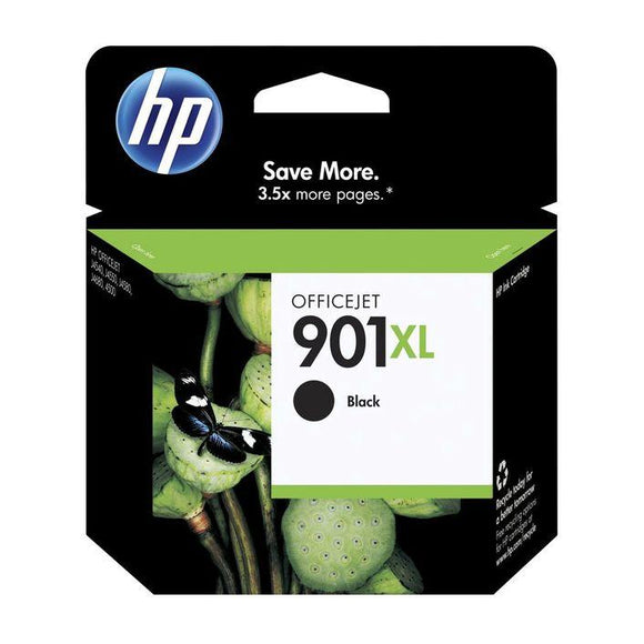 HP 901XL Black Ink Cartridge CC654AA