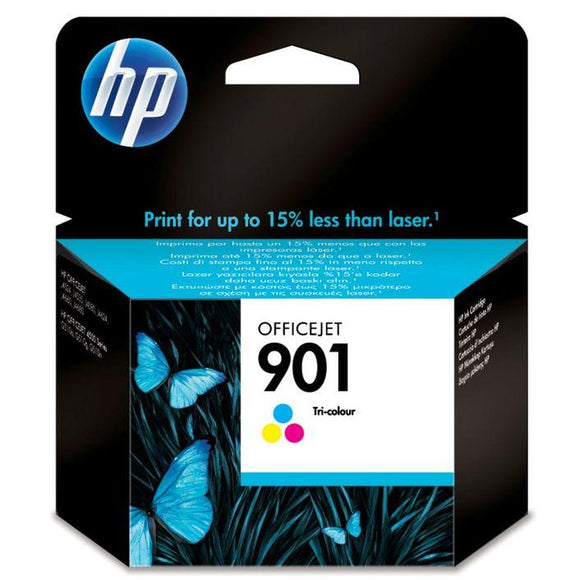 HP 901 Tri Colour Ink Pack CC656AA